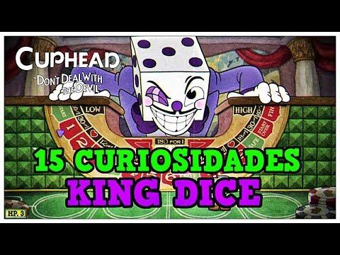 15 Curiosidades de KING DICE (Cuphead)