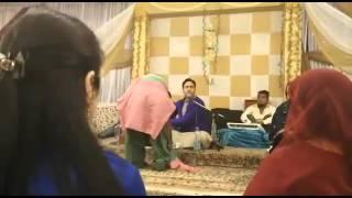 Gazhak na Madinas. Rashid Jahangir on Warid RUTBA wedding. Kashmiri song