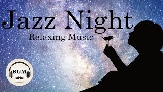 Relaxing Jazz Music - Slow Cafe Music - Music For Study, Work, Sleep