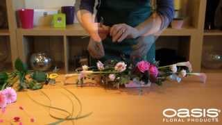 OASIS® Floral Products ~ How To ~ Pretty Pastels