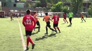 Vasalund - AFC Boys 01