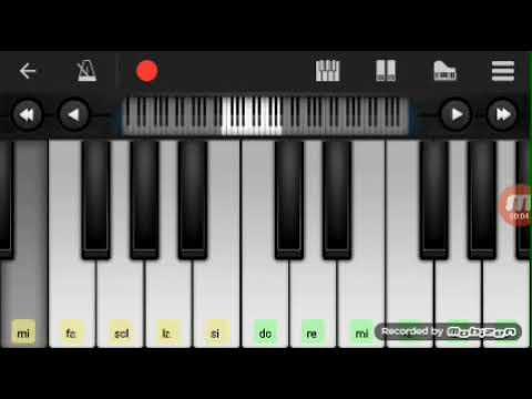 Lagu the undertaker versi perfec piano