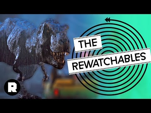Was 'Jurassic Park' Steven Spielberg's Last Great Movie?   The Rewatchables   The Ringer