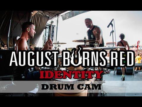Matt Greiner   August Burns Red   Identity Drum Cam (LIVE) thumbnail