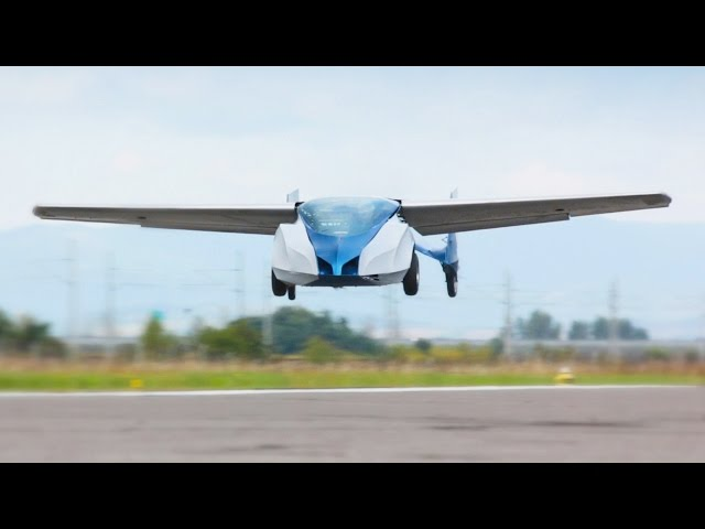 Would You Ever Buy a Flying Car? - Tech Fetish Podcast Ep. 229