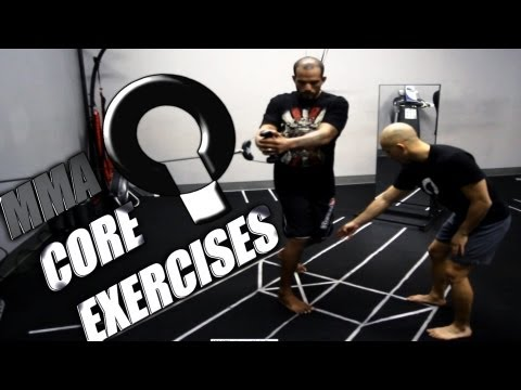 Intrinsic Core Training Exercises with UFC Fighter Joey Beltran