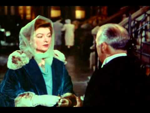 "Myrna Loy, Willis Bouchey & Michael Ross in a short scene from Henry Levin's ""Belles on Their Toes""."
