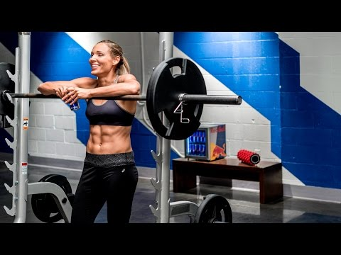 Lifting Heavy and Staying Fit With Track Star Lolo Jones