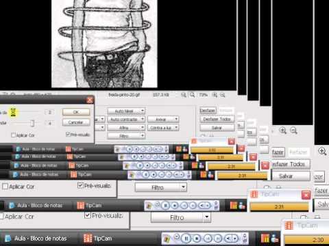 Como fazer o efeito desenho em uma foto usando o PhotoScape