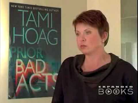 Interview with author Tami Hoag