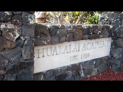 Hualalai Academy Celebrity Video