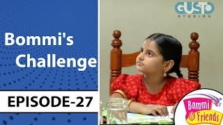 Bommi and Friends india tv live,kids shows,kids live tv channels|EP-27