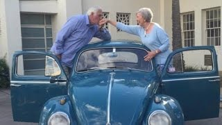 Couple Embarks on Road Trip in Beetle They Rode for Honeymoon 55 Years Ago