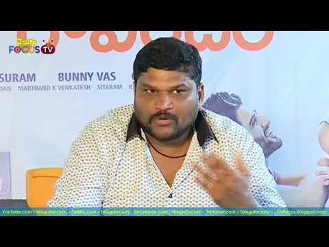 Director Parasuram Interview ll Telugu Focus TV