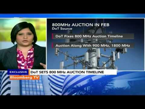 Market Pulse- 800 MHz Spectrum Auction In February 2015