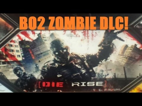 BO2 Zombies DLC: DIE RISE - Facts Versus Theories Versus the Trolls