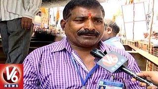 Khairatabad Ganesh Committee Member Sudarshan About Nimajjanam Arrangements