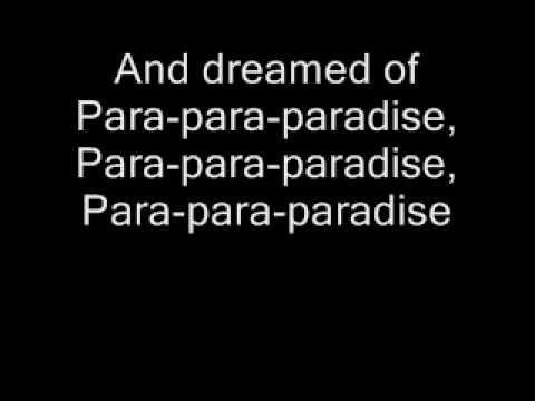 Paradise - Coldplay (Lyrics)