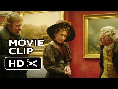 Mr. Turner Movie CLIP - Elephant (2014) - Mike Leigh Biopic HD