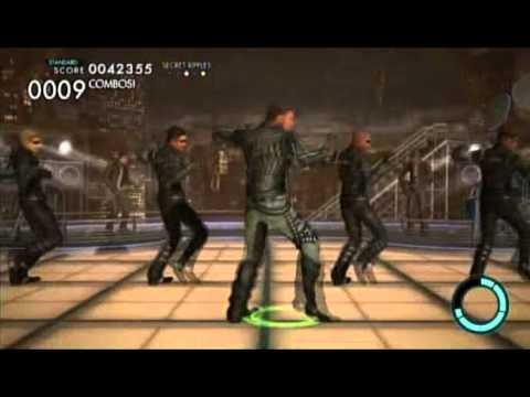 Dance Masters Evolution Xbox360 Kinect - La receta (Secret Song)