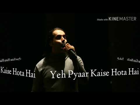 Aankhen Khuli Ho Yaa Ho Band || Unplugged Version || Rahul Shetty || Mohabbatein 🎤🎤🎤🎤🎤