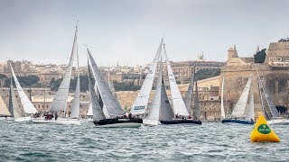 Rolex Middle Sea Race 2018 – Film– The Spirit of Yachting