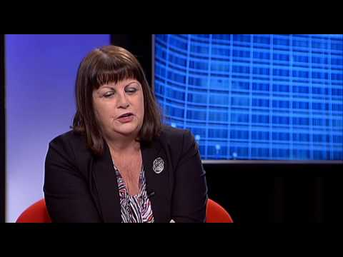 Interview with Maire Geoghegan-Quinn EU Commissioner for Research...
