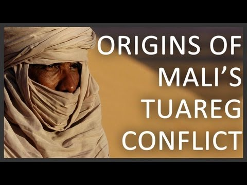 Origins of Mali's Tuareg conflict