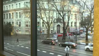 Vienna // Timelapse // Window View