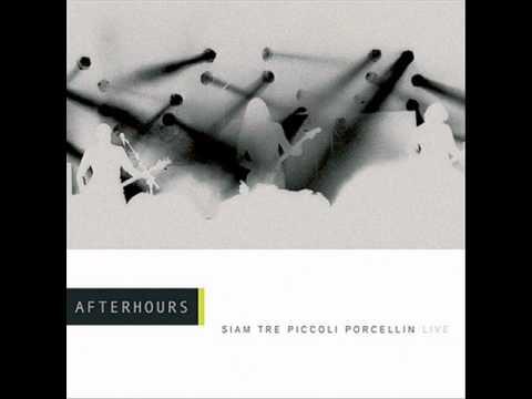 Afterhours - Posso Avere Il Tuo Deserto