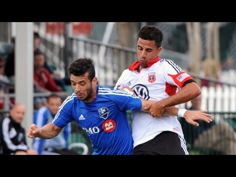 HIGHLIGHTS: 2013 Disney Pro Soccer Classic - Montreal Impact vs. D.C. United