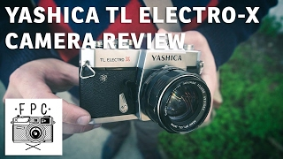 Yashica TL Electro X – 35mm Film Camera Review