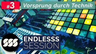 Endlesss Session #3 - Vorsprung durch Technik :: Echolox
