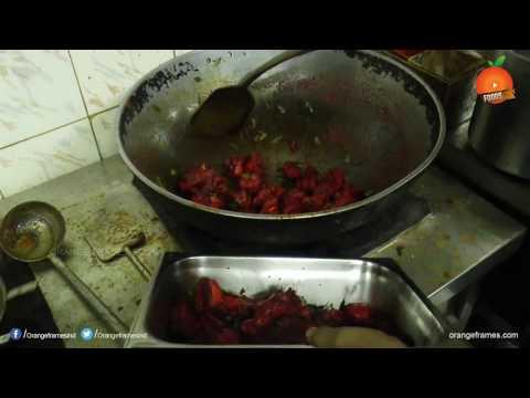 Rayalaseema Chicken Fry Recipe – Orange Foods Photo Image Pic