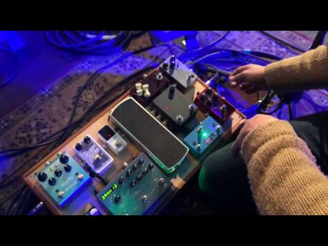Michael Gungor Guitar Rig Rundown