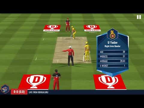 Rcb Epic cricket RCB vs CSK FINAL