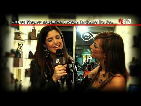 I Vespri 411: Gliz en Glamour sponsorizza l'evento Un Giorno Da Dea