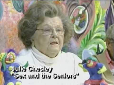 Senior Citizens produce elderly safe sex video