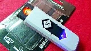 USB-зажигалка с Aliexpress за 2$