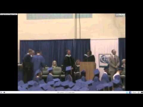 Riverbend High School Graduation 2011