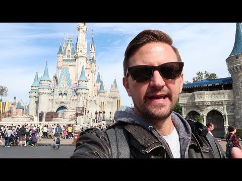 Walt Disney World Walking Tour Marceline to Magic Kingdom | Haunted Mansion Facts & Cool Stories!