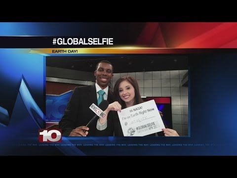 News 10 makes NASA's global 'selfie'
