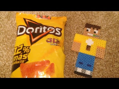 I GOT DORITOS 3D's!!!!