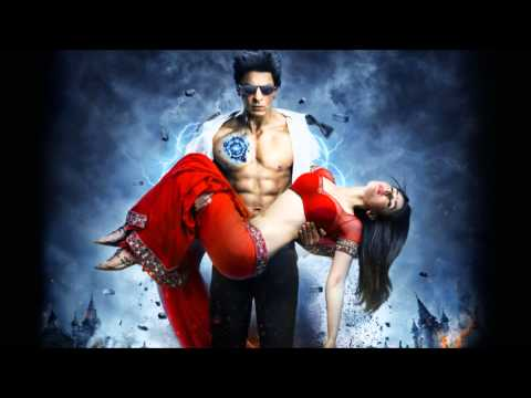CRIMINAL RA.One - AKON VISHAL SHRUTI PATHAK (Full Audio Song...