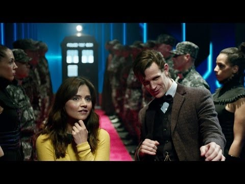 The Time of the Doctor is listed (or ranked) 6 on the list Favorite Matt Smith Doctor Who Episodes 2.0