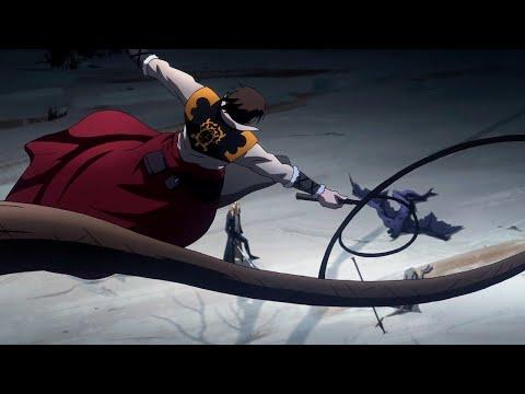 Alucard, Trevor & Sypha vs Demons | Castlevania S02E02