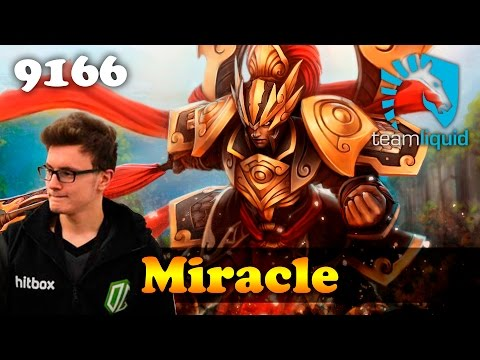 Miracle Legion Commander | 9166 MMR Dota 2