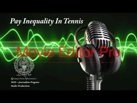 Pay Inequality in Tennis (Audio Story)
