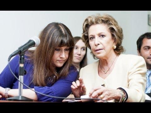 Últimas palabras de María Julia Alsogaray antes de la sentencia