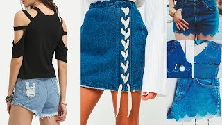 Best DIY Clothes Tutorials Compilation 2017 - DIY Life Hacks
